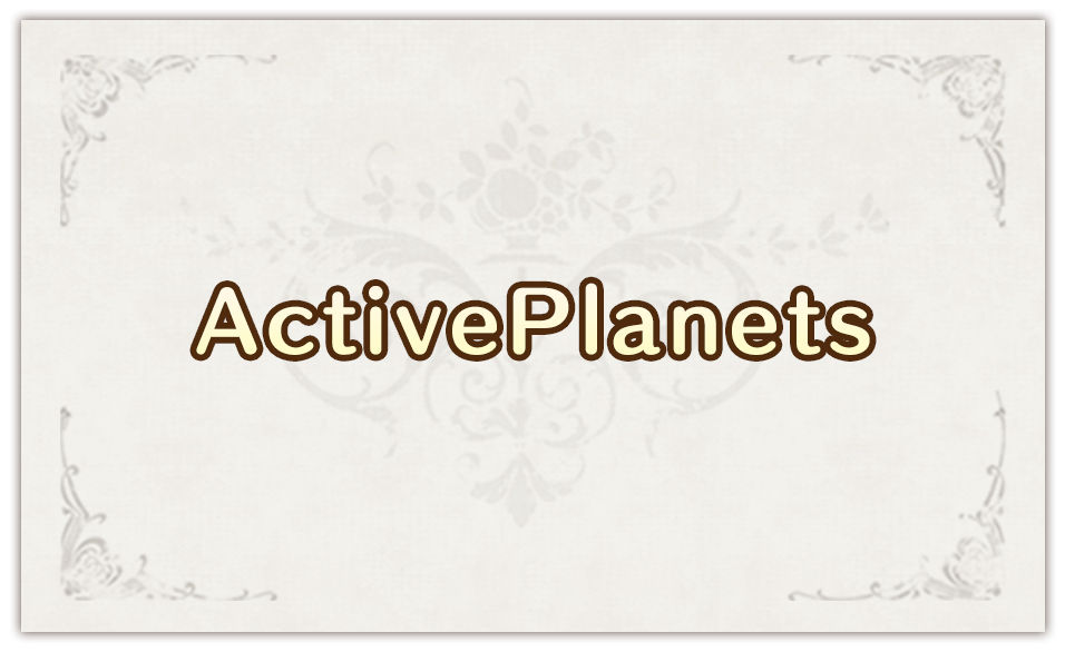 ActivePlanets